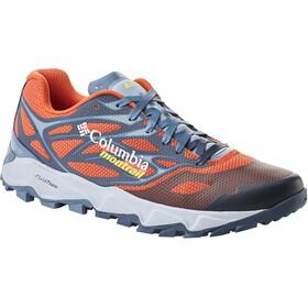 Columbia Trans Alps F.K.T. II - Chaussures running Homme - orange/bleu